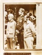 OLYMPIC GAMES MÜNCHEN JEUX OLYMPIQUES MUNICH 1972 WRESTLING JAN KARLSSON WAYNE WELLS ADOLF SEEGER LUTTE LUTEUR - Sports