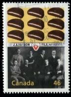 Canada (Scott No.1834c - Collection Du Millénaire / The Millennium Collection) (o) - 1952-.... Règne D'Elizabeth II