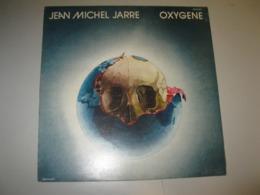 "VINYLE ""OXYGENE"" JEAN MICHEL JARRE 33 T  DISQUES MOTORS / POLYDOR 1976 - Instrumental"