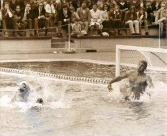 OLYMPIC GAMES MÜNCHEN JEUX OLYMPIQUES MUNICH 1972 WATERPOLO GERMANU - UR.S.S. ALEXANDER DREVAL - Sports