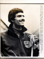 OLYMPIC GAMES MÜNCHEN JEUX OLYMPIQUES MUNICH 1972 FIVE GOLD MEDALS SWIMMER MARK SPITZ NATATION - Sports