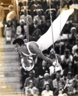 OLYMPIC GAMES MÜNCHEN JEUX OLYMPIQUES MUNICH 1972 JAPAN'S GOLD MEDAL AKINORI NAKAYAMA GYMNASTIC GYMNASTIQUE - Sports