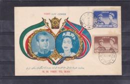 Iran 1961   SC#1167-68   MNH   FDC - Iran