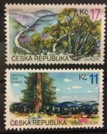 CZECH REPUBLIC - MNH** - 1999 - # 3089/3090 - Czech Republic