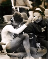 OLYMPIC GAMES MÜNCHEN JEUX OLYMPIQUES MUNICH 1972 RUSSIAN OLGA KORBUTGYMNAST GYMNASTIQUE - Sports