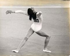 OLYMPIC GAMES MÜNCHEN JEUX OLYMPIQUES MUNICH 1972 LAZAKOVITCH GYMNASTIC RUSSIAN RUSSIE GYMNASTIQUE - Deportes