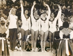 OLYMPIC GAMES MÜNCHEN JEUX OLYMPIQUES MUNICH 1972 U.R.S.S. GYMNASTIC RUSSIAN RUSSIE GYMNASTIQUE - Deportes