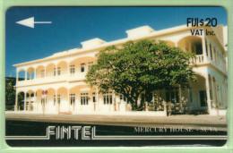 Fiji - Fintel - 1993 Third Issue - $20 Mercury House - FIJ-FI-7 - VFU - Fiji