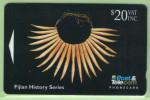 Fiji - 1994 Artifacts - $20 Necklace- FIJ-028 - VFU - Fiji