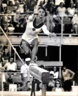 OLYMPIC GAMES MÜNCHEN JEUX OLYMPIQUES MUNICH 1972 GYMNAST SOVIET TOURITTSCHEVA U.R.S.S. GYMNASTIQUE - Juegos Olímpicos