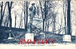 CPA - Fort Du MONT-VALERIEN - Le Monument En 1935 - 92 Hauts De Seine - N° 65 - Photo-Edit. Musée Domont S.-et-O. - Mont Valerien