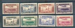 SYR 204 - YT PA 78 à 85 ** - Syrien (1919-1945)