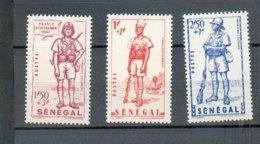 SEN 426 - YT 170 à 172 ** - Sénégal (1887-1944)