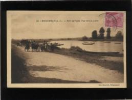44 Bourguenais Port La Vigne Vue Vers La Loire édit. Mazevet Artaud N° 57 - Bouguenais
