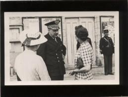 49 Baugé Carte Photo En 1943 Le Prefet Délégué Du Gouvernement De Vichy Michel Sassier - Otros Municipios