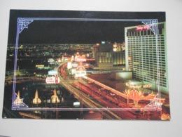 ETATS UNIS NV NEVADA LAS VEGAS FUN CAPITOL OF THE WORLD - Las Vegas
