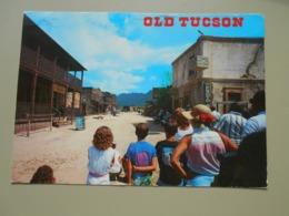ETATS UNIS AZ ARIZONA GUNFIGHTING AT OLD TUCSON IS A DAILY OCCURENCE - Tucson