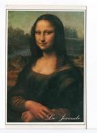CPM - LA JOCONDE (L. DE VINCI) - Paintings