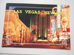ETATS UNIS NV NEVADA LAS VEGAS DOWNTOWN - Las Vegas
