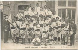MONSEGUR : SOCIETE SAINT - LOUIS BATTERIE - Other Municipalities