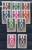 Ghadamès N° 1 à 8** + PA N° 1 + 2 ** A Saisir !!! - Ghadames (1949)