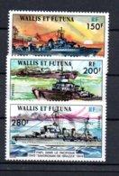 WAllis Et Futuna N° 210 à 212 **  A Saisir !!! - Unused Stamps