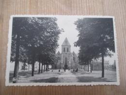 Berlare Briel & Kerkplaats 2 Postkaarten - Berlare