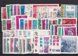 DDR, Kpl. Jahrgang 1961, Gest. (K 4507) - Gebraucht