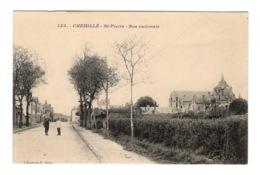 49 MAINE ET LOIRE - CHEMILLE St-Pierre, Rue Nationale - Chemille