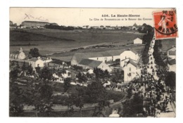 52 HAUTE MARNE - BUXEREUILLES La Côte Et Le Retour Des Courses - Other Municipalities