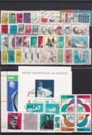 DDR, Kpl. Jahrgang 1962, Gest. (K 4512) - Gebraucht