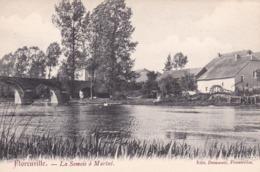 Moulin A Eau Florenville La Semois A Martue Moulin A Eau - Moulins à Eau