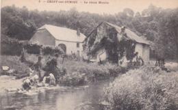 Moulin A Chiny Sur Semois Le Vieux Moulin - Moulins à Eau