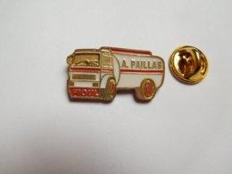 Beau Pin's , Transport Camion , Citerne Fuel , André Paillas , Bidos , Pyrénées Atlantiques - Transportation