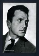 Cartolina Cinema - Massimo Girotti - Schauspieler