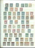 FRANCE : Lot De Classiques Sur 2 Pages, Cote 1645 €. - Collezioni (in Album)