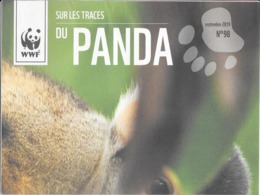 Sur Les Traces Du Panda N°98. (Voir Commentaires) - W.W.F.
