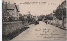 37-40444  -   MONTBAZON    -  Les Chalets ,la Yennetiere - Montbazon