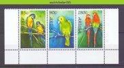 Nfh0447 FAUNA VOGELS PAPEGAAI BIRDS PARROT VÖGEL PAPAGEIEN AVES OISEAUX ARUBA 2010 PF/MNH - Parrots