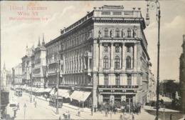 Wien VI // Hotel Kummer Mariahilferstr. 71a - Tram 190? - Wenen