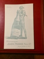 BUVARD  (  Champagne  Joseph  Perrier  &  C° ) - Softdrinks
