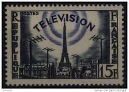N° 1022 - X X - ( F 361 ) - ( La Télévision ) - Frankreich