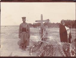 Cpa ( Photo )-afri-maroc-guercif -pas Sur Delc.-tombe Du Dr Chevrant - Autres