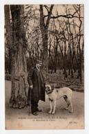 - CPA PARIS (75) - Au Bois De Boulogne : Le Marchand De Chiens (superbe Gros Plan) - Photo Neurdein 752 - - Petits Métiers à Paris