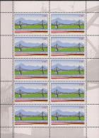 2003  Austria Österreich Mi  2426 **MNH   100 Jahre Salzachbrücke Oberndorf-Laufen - Blocks & Kleinbögen