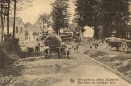 BELGIQUE - LIEGE - BUTGENBACH - ELSENBORN - Une Partie Du Village. - Butgenbach - Butgenbach