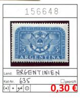 Argentinien - Argentina - Michel 635 - ** Mnh Neuf Postfris - Argentinien