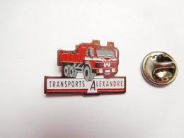 Beau Pin's , Transport Camion Mercédés , Transports Alexandre - Transport