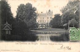 Les Environs De Bruges - Oostcamp - Château Des Brides -  Edit. Hoffmann N° 3199 - Oostkamp