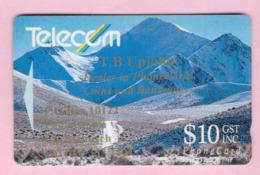 New Zealand - Private Overprint - 1993 T B Upjohn $10 - VFU - NZ-PO-31 - Nuova Zelanda